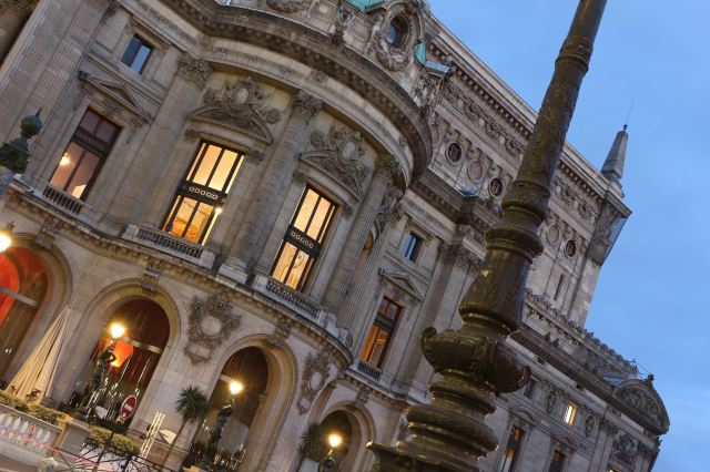 巴黎歌劇院廣場