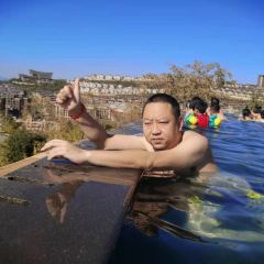 Qicai Yunnan Gudian Hot Spring Villa User Photo