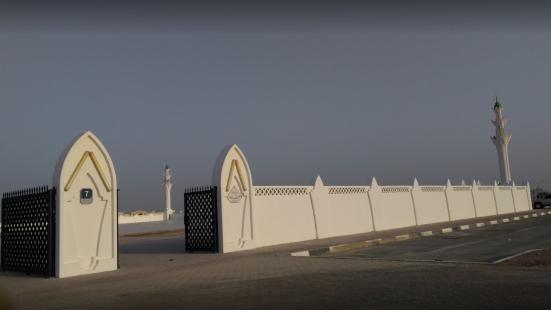 Eid Prayer Grounds