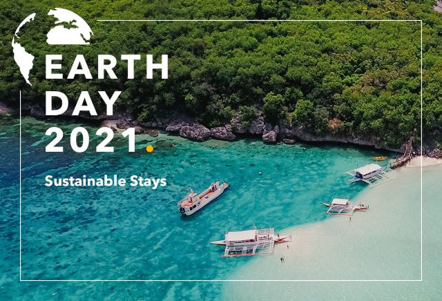 Earth Day 2021 - Sustainable Stays