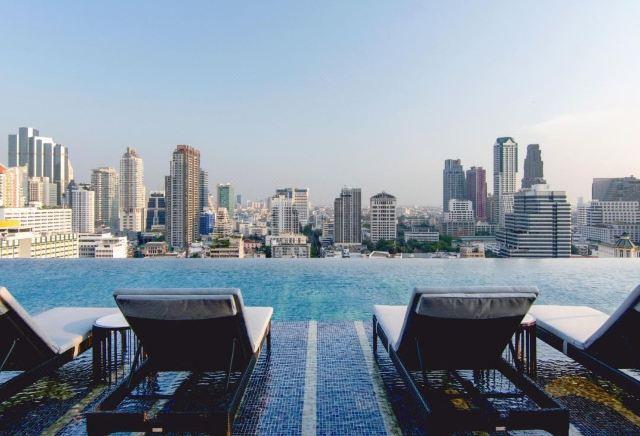 【2020 曼谷新酒店推薦】五星級酒店、超寬敞房型、無邊際泳池