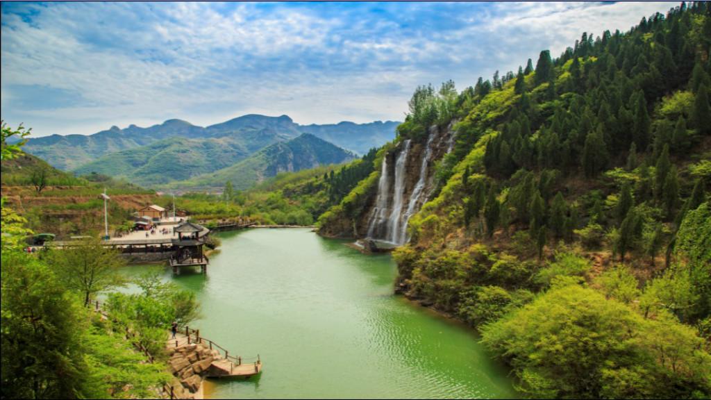 泰和山景観地