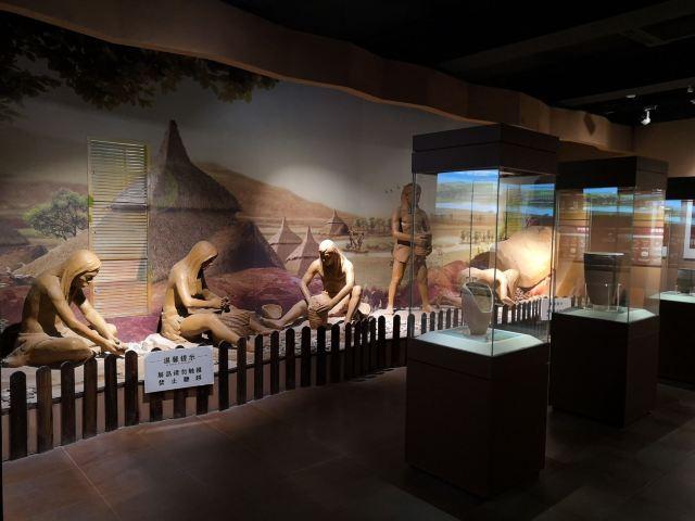 신러 유적지 박물관