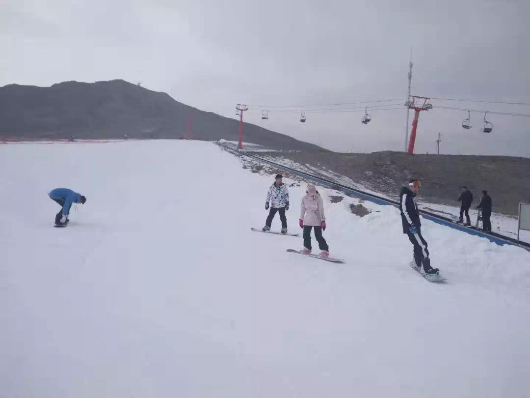 雲峰山滑雪場