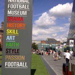 National Football Museum User Photo