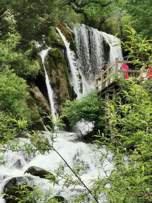 Shuzhenggou Valley