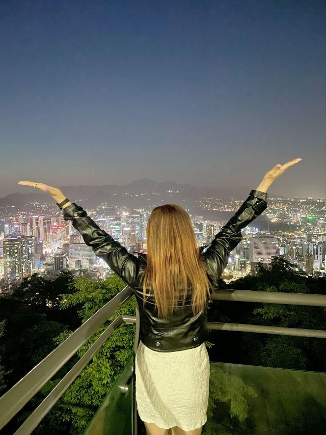 N Seoul Tower