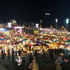 江邊夜市用戶圖片
