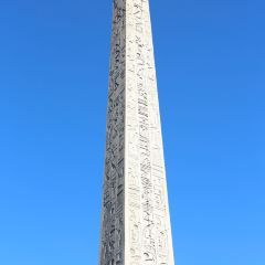Obelisk of Place de la Concorde User Photo