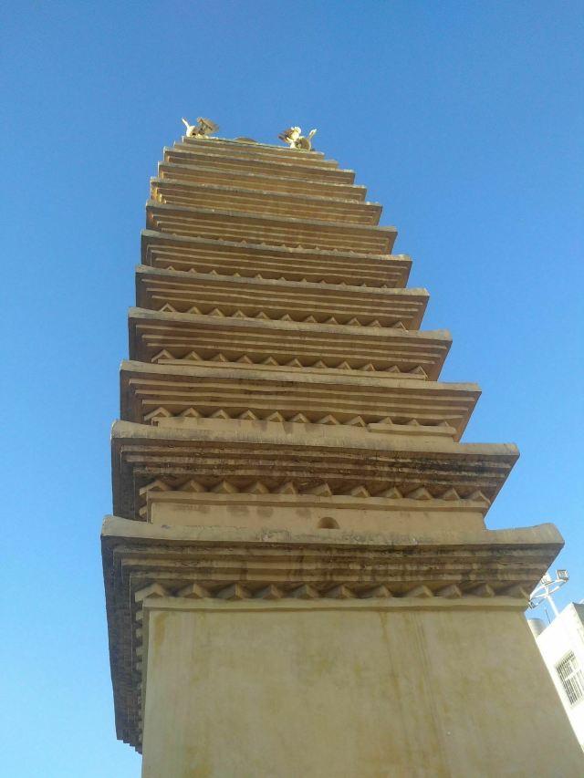 묘담사 쌍탑