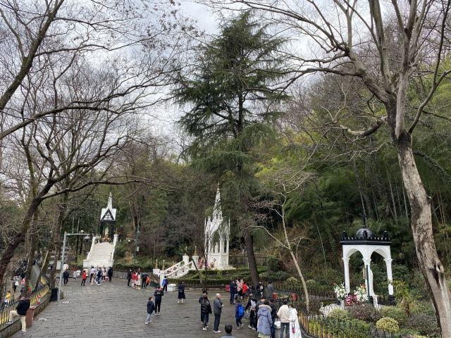 서쪽의 서산공원
