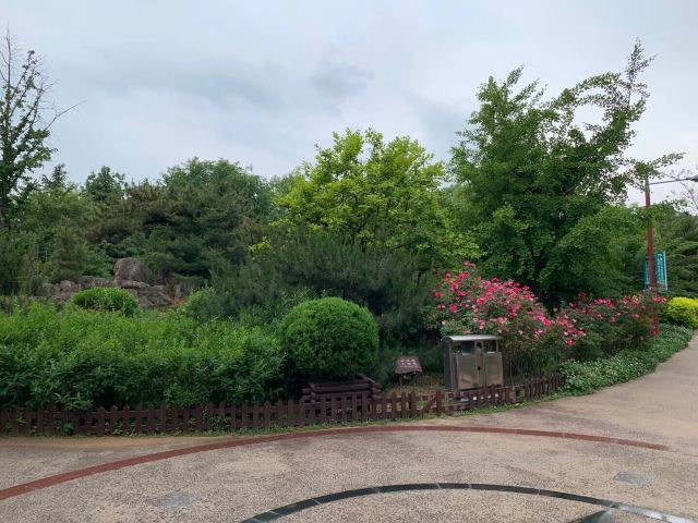Bailanghe Wetland Park (Southeast Gate)