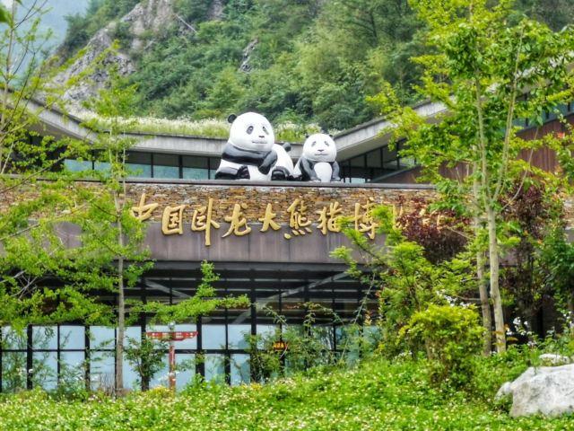 China Wolong Daxiongmao Museum
