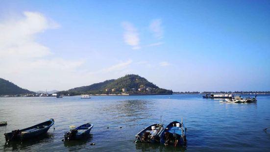 江记/游记之汕尾汕尾是广东靠海的一座城市,由海陆丰和汕尾市区