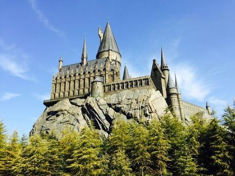 哈利波特魔法世界