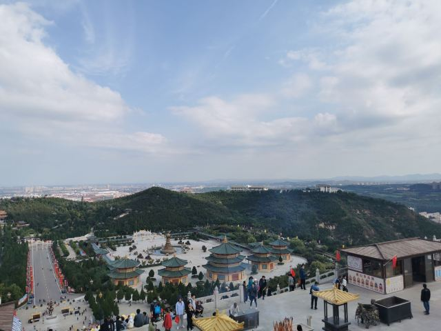 난산 관광지