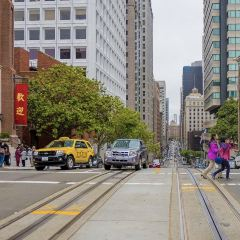 샌프란시스코 차이나타운 여행 사진