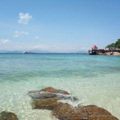 蜈支洲島海濱浴場用戶圖片