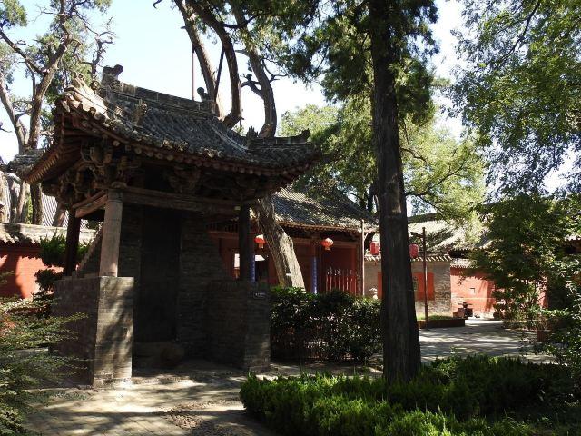 Hancheng Confucian Temple