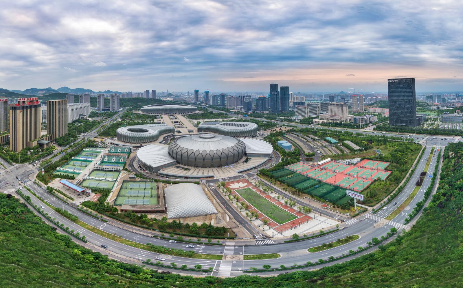 지난올림픽체육센터