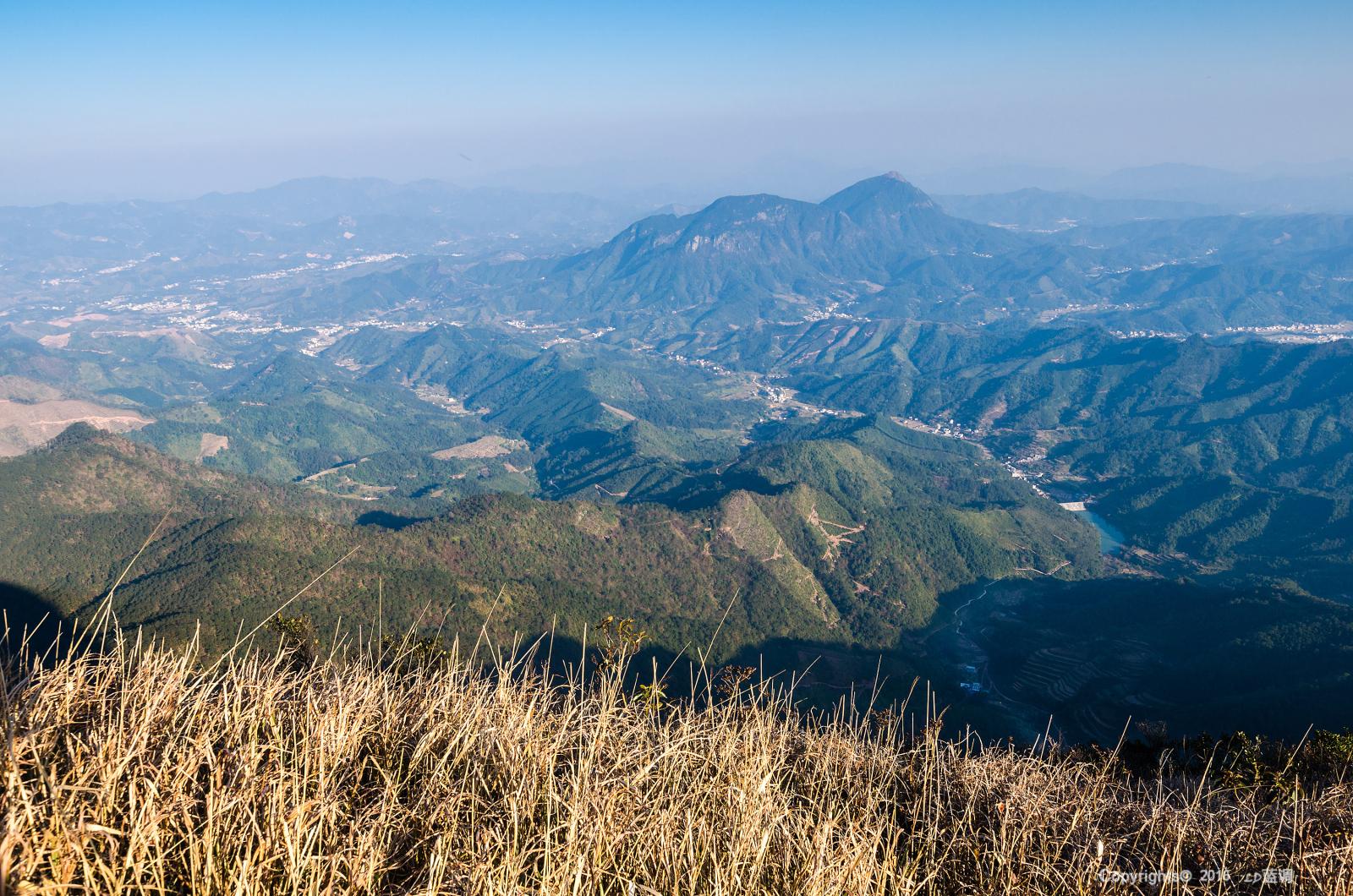 天龍頂國家山地公園