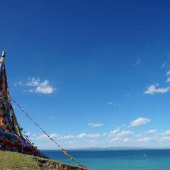 칭하이 호 여행 사진
