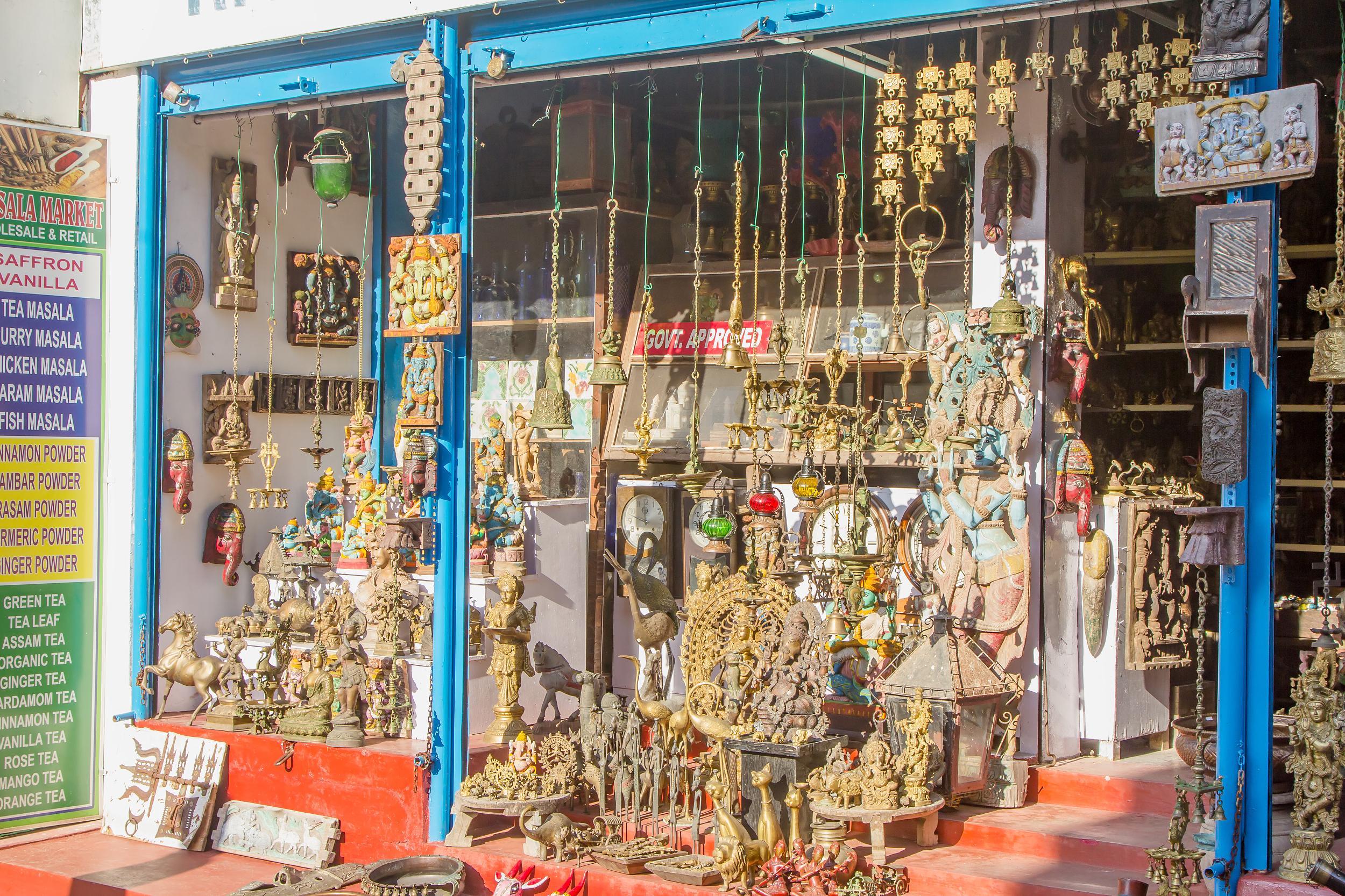 Monna Agnese Antique Shop