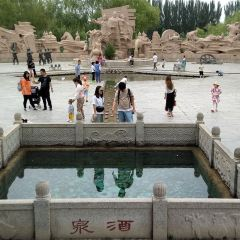 West Han Dynasty Jiuquan Scenic Spot User Photo