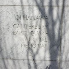 Canterbury Earthquake National Memorial User Photo