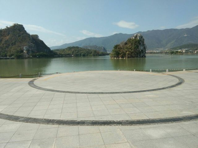 Seven-star Crags Dongmen Square