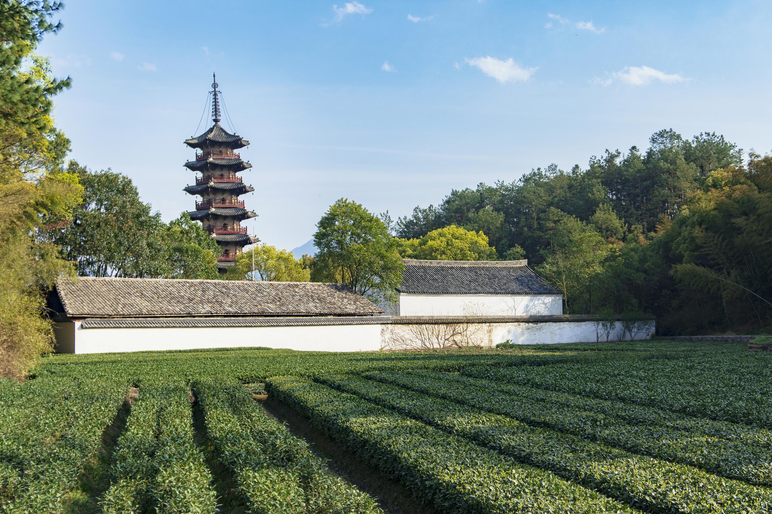 Yanqing Temple (Southeast Gate)