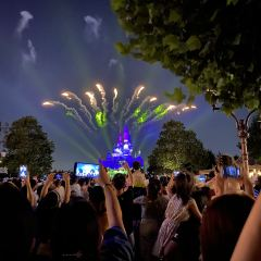 Shanghai Disneyland Band User Photo