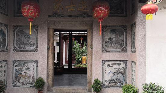 龙湖古寨距离潮州市区有十几公里,所以去的人不多,是一个小众景