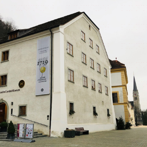 SCHATZKAMMER LIECHTENSTEIN (Treasure Chamber)