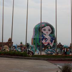 만주리타오와경구 여행 사진