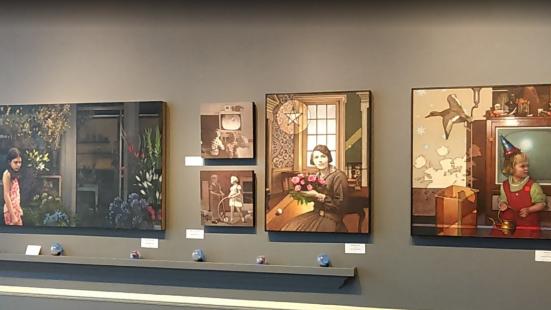 Strecker Nelson West Gallery