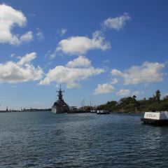 USS Arizona Memorial User Photo