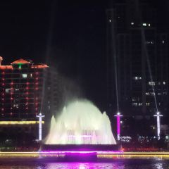 First High-Altitude Fountain in Asia User Photo
