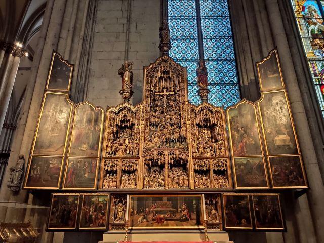 科隆大教堂珍寶館