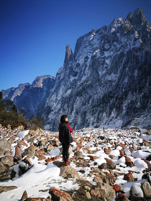 Yanzi Trench Scenic Area