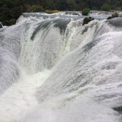 銀鏈墜潭瀑布用戶圖片