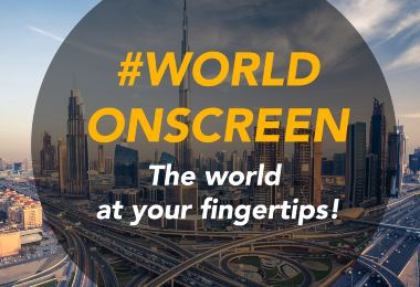 #WorldOnScreen: Explore the world with LIVE Interactive Tours