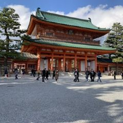 Heian Jingu Shrine User Photo