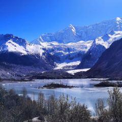 米堆冰川用戶圖片