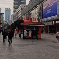 合肥淮河路步行街用戶圖片