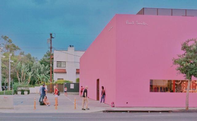 Paul Smith Los Angeles