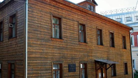 葉賽寧博物館