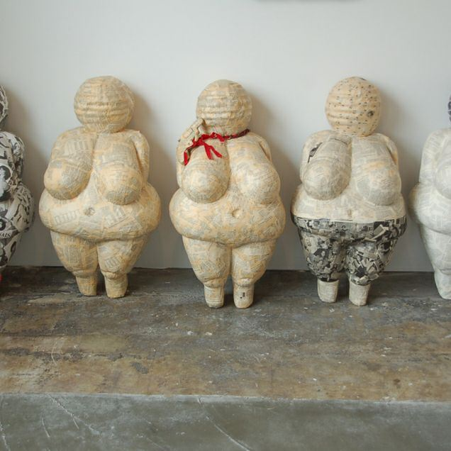 Venus of Willendorf遺址