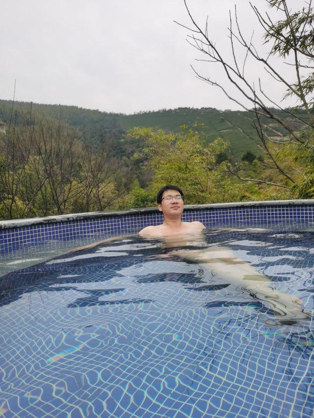 Tianmu Lake Yushui Hot Spring
