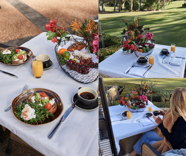 Hunter Valley Staycation at the Chateau Elan